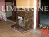 6.Изготовление и монтаж мраморного камина
