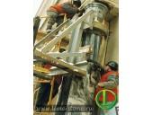 Восстановление мраморных колонн