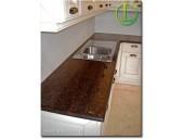 Столешница для кухни из Дымовского гранита